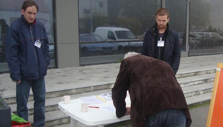 <p>Hrvatski laburisti – Stranka rada, osnovana u veljači ove godine obaviještava svoje članove kako je došlo do promjena u vodstvu ogranka Čepin.</p>