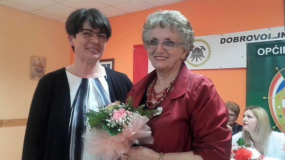 <p>Dana 11. ožujka 2017. godine održana je izborna skupština županijske organizacije žena ˝HRVATSKO SRCE˝ u prostorijama Vatrogasnog doma u Drenju.</p>