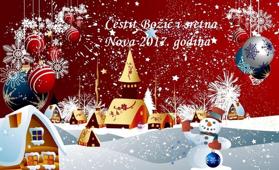 <p>Čestit Božić i sretna i uspješna Nova 2017. godina posjetiteljima portala i svim mještanima općine Čepin!</p>