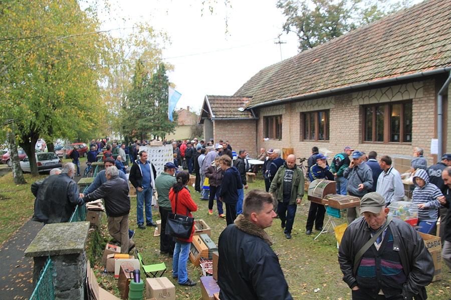 <p>Udruga za uzgoj malih životinja FLORENTINAC i ove godine organizirala je izložbu u lovačkom domu gdje se okupilo mnoštvo izlagača iz pet susjednih županija.</p>