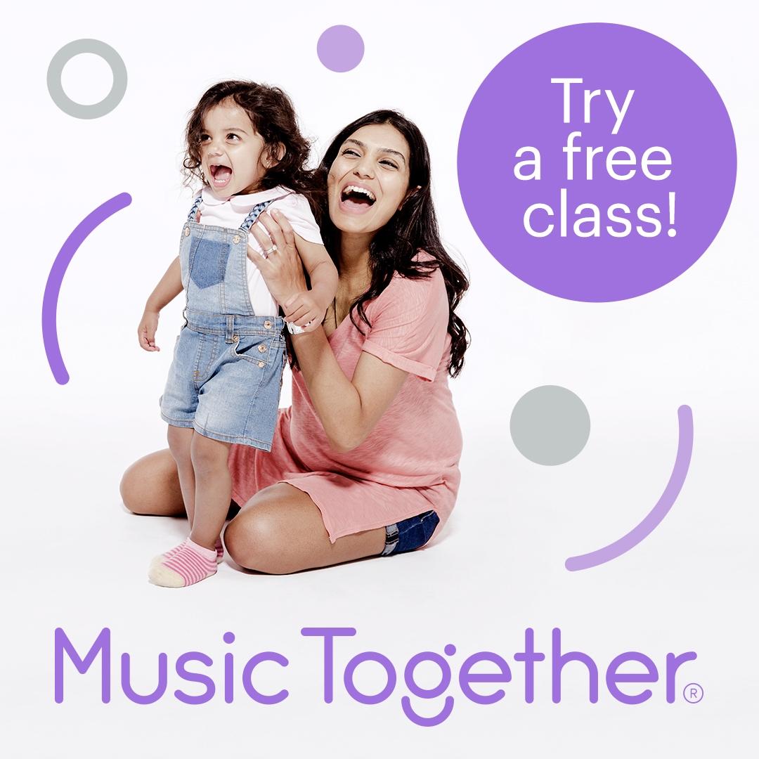 <p>Program glazbenog razvoja djece od rođenja do 5.godine Music Together, program koji djeluje već 30 godina u 40 zemalja svijeta, već 2.godinu djeluje i u Slavoniji.</p>