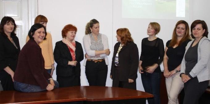 <p>Danas je održan Doručak za žene poduzetnice u Hrvatskoj gospodarskoj komori u Osijeku, koji već godinu dana organizira mr.sc. Lara Liović-Nadaždi, kandidatkinja za zamjenicu načelnika na nezavisnoj listi Ive Zrne.</p>
